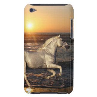 ファンタジーの馬: 日没 Case-Mate iPod TOUCH ケース
