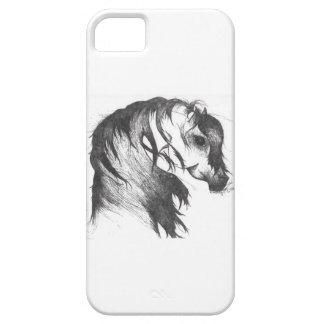 ファンタジーの馬 iPhone SE/5/5s ケース