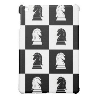 ファンタジーの騎士チェス盤のゲーム iPad MINI CASE