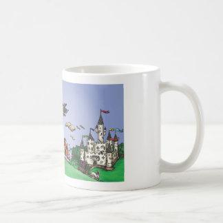 ファンタジー移動 コーヒーマグカップ