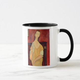 ファン1919年を持つ女性 マグカップ