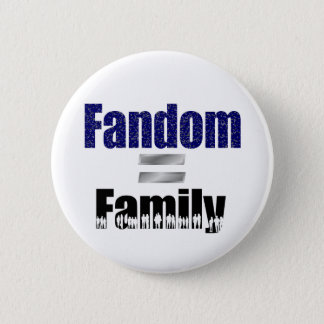 ファン=家族ボタン 5.7CM 丸型バッジ