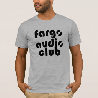 ファーゴの音声クラブ Tシャツ