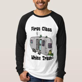 ファースト・クラスのプアホワイト Tシャツ