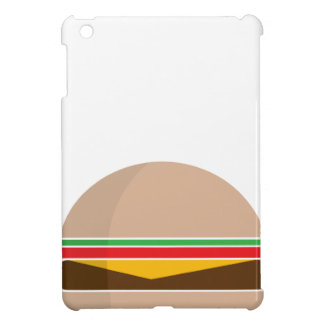 ファースト・フード食事 iPad MINIケース