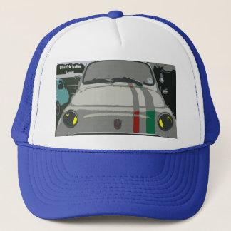 フィアットのトラック運転手の帽子 キャップ