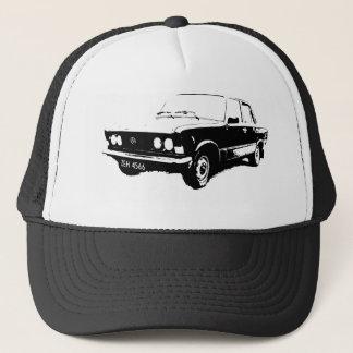 フィアット125Pの帽子 キャップ