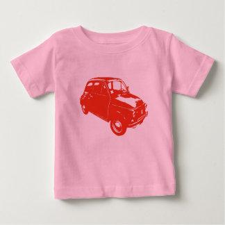 フィアット500 ベビーTシャツ