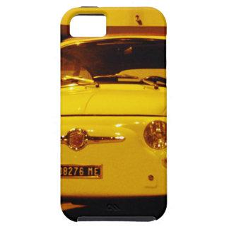 フィアット500 Abarth. iPhone SE/5/5s ケース