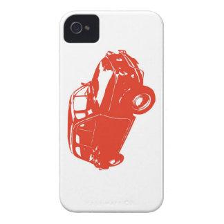 フィアット500 Case-Mate iPhone 4 ケース
