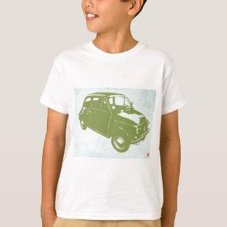 フィアット500 Tシャツ