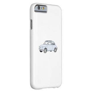 フィアット500 Topolino Barely There iPhone 6 ケース