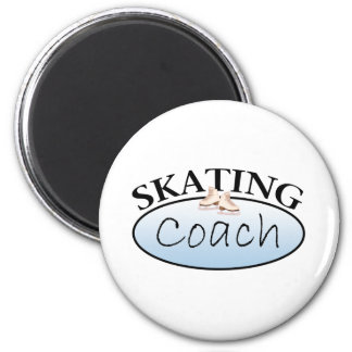 フィギュアスケートのコーチ マグネット