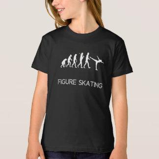 フィギュアスケートの進化 Tシャツ