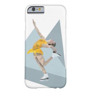 フィギュアスケート選手によっては回転のiPhoneの場合がリラックスします Barely There iPhone 6 ケース