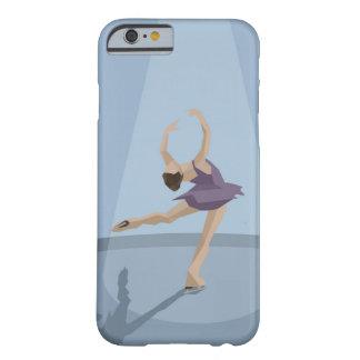 フィギュアスケート選手によってはiPhoneの場合がリラックスします Barely There iPhone 6 ケース