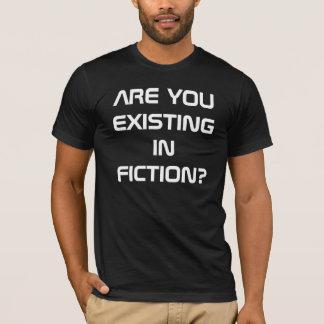 フィクションで既存ですか。 Tシャツ