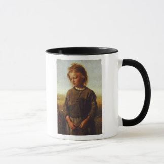 フィッシャーの女の子1874年 マグカップ