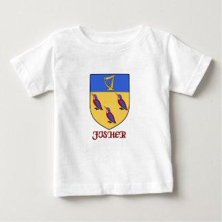 フィッシャー家族の盾 ベビーTシャツ