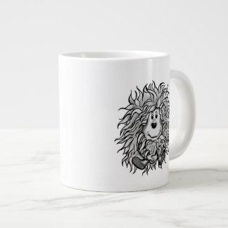 フィデル小さい森林小悪魔 ジャンボコーヒーマグカップ