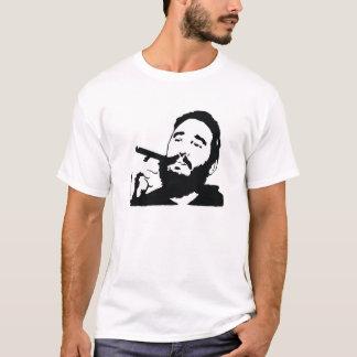 フィデル・カストロキューバ Tシャツ
