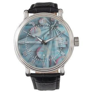 フィボナッチの陰 腕時計