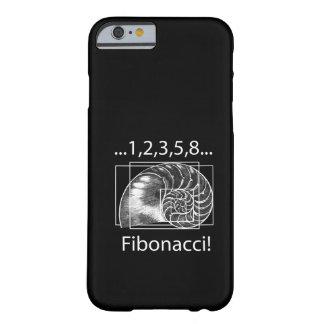 フィボナッチ! BARELY THERE iPhone 6 ケース