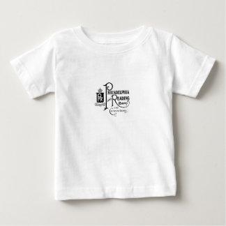 フィラデルヒィアおよび読書鉄道ロゴ ベビーTシャツ