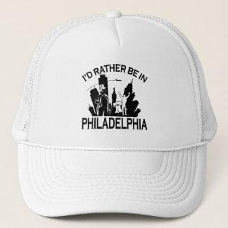 フィラデルヒィアにむしろあって下さい キャップ