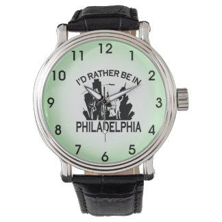 フィラデルヒィアにむしろあって下さい 腕時計