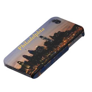 フィラデルヒィアのたそがれ iPhone 4 CASE