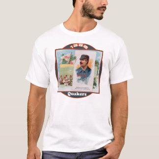 フィラデルヒィアのクエーカー教徒 Tシャツ