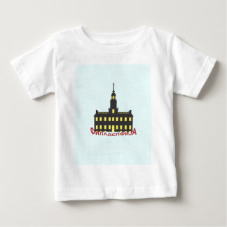 フィラデルヒィアのシリル1 ベビーTシャツ