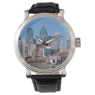 フィラデルヒィアのスカイラインの腕時計 腕時計