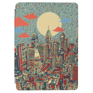 フィラデルヒィアのスカイライン iPad AIR カバー