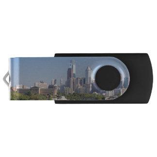 フィラデルヒィアのスカイラインUSBのフラッシュドライブ USBフラッシュドライブ
