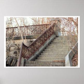 フィラデルヒィアのステップ ポスター