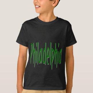 フィラデルヒィアのデザイン6 Tシャツ