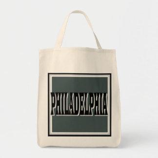 フィラデルヒィアのバッグの環境にやさしいことをしよう トートバッグ