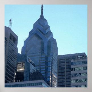 フィラデルヒィアの写真 ポスター