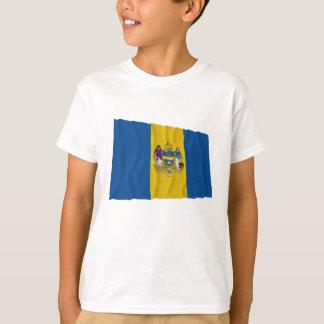 フィラデルヒィアの振る旗 Tシャツ
