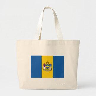 フィラデルヒィアの旗 ラージトートバッグ