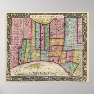 フィラデルヒィアの計画 ポスター