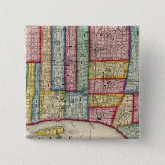 フィラデルヒィアの計画 5.1CM 正方形バッジ
