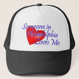 フィラデルヒィアの誰かは私を愛します キャップ