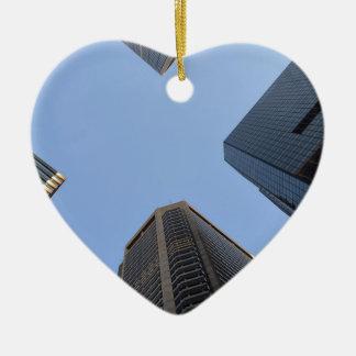 フィラデルヒィアの超高層ビル2 セラミックオーナメント