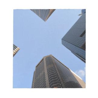 フィラデルヒィアの超高層ビル2 ノートパッド