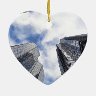 フィラデルヒィアの超高層ビル3 セラミックオーナメント
