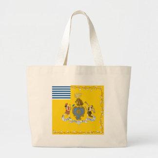 フィラデルヒィアの軽種の軍隊の旗 ラージトートバッグ