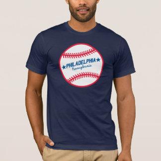 フィラデルヒィアの野球 Tシャツ